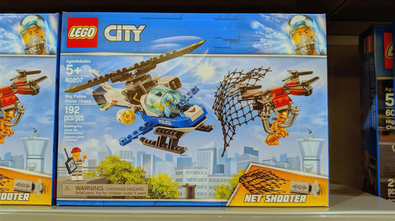 Lego City 2019 Sets
